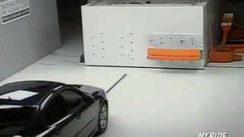 2007 Saab 9-3 Crash Test Video