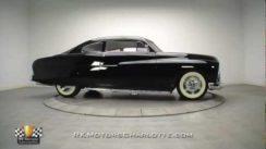 1951 Mercury Sedan Custom Hot Rod