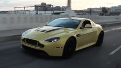 Aston Martin V12 Vantage S is Automotive Therapy
