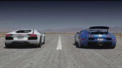 Bugatti vs Lambo vs Lexus LFA vs McLaren