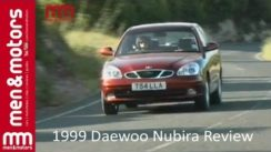 1999 Daewoo Nubira Car Review