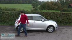 Suzuki Swift Hatchback Car Review
