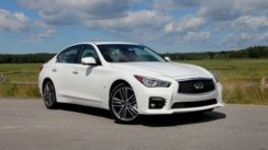 2014 Infiniti Q50 Car Review