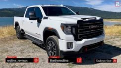 2020 GMC Sierra HD & Duramax Pickup Truck Review