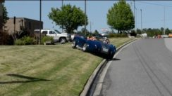 Shelby Cobra Crash!
