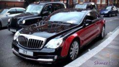 Maybach Exotic Car Sightings