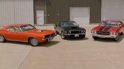 Best 3 Classic Muscle Cars Ever Made!