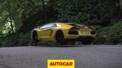Will a Lamborghini Aventador Jump?