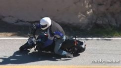 Buell Lowside Motorcycle Crash