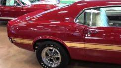 1969 Shelby GT500 Mustang 428 SJC