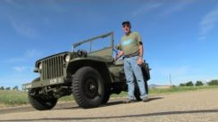 1942 Ford World War II Military Jeep Video
