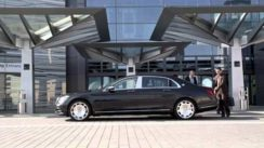 Mercedes-Maybach S-Class Footage