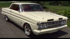 1964 Mercury Cyclone Supercharged Hot Rod