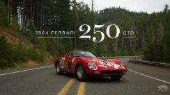 1964 Ferrari 250 GTO Driven