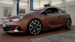 How to Wrap a Car – Opel Astra OPC