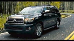 2011 Toyota Sequoia SUV Review Video