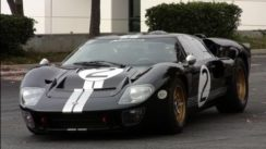 The Ford GT40 Rides Again