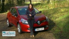 2013 Renault Clio Hatchback Car Review