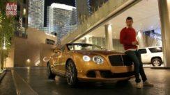 Bentley GT Speed Convertible Review