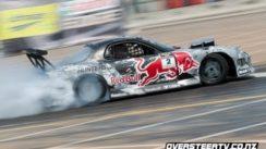 Red Bull Mazda RX7 Drifting