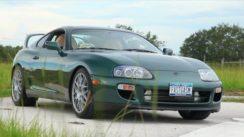 700 HP Toyota Supra Tested