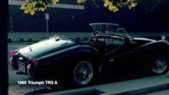 The Perfect Classic: 1960 Triumph TR3 A