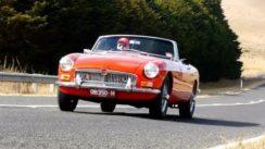 1967 MGB Mark I Classic Car Review Video