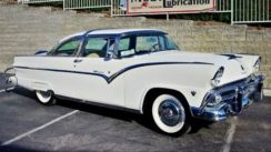 1955 Ford Fairlane Crown Victoria Quick Look
