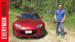 2014 Mazda MX-5 Miata 0-60 MPH Test
