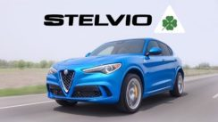 Alfa Romeo Stelvio Quadrifoglio Performance SUV Review