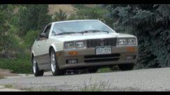 Hot Rod Maserati Biturbo Video