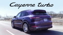 Porsche Cayenne Turbo Review – A Ridiculously Fast & Refined SSUV
