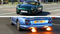 Amazing TVR Sound Compilation