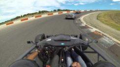 McLaren MP4-12C vs Ariel Atom