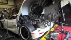 Koenigsegg CCX Dyno with Exhaust Flames