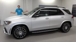 2020 Mercedes-Benz GLE 450 4MATIC Review:  A Truly Excellent Luxury SUV
