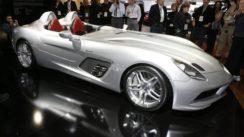 Mercedes-Benz SLR McLaren Stirling Moss Video