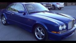 1998 Bentley Continental T Mulliner Edition Video