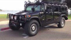 2006 Hummer H1 Alpha Wagon Video Tour