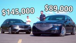 2020 Genesis G90 vs Mercedes S-Class: Bargain vs Legendary