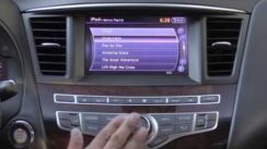 2014 Infiniti Infotainment & Navigation System Review