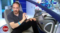 The Faurecia Pret a Porter High-Tech Car Interior