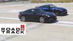 The Two Second Club — Bugatti, Nissan & Porsche