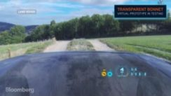See Through Your Hood Driving Next-Gen Land Rover