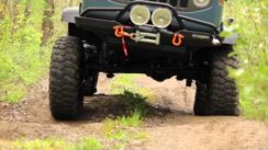 Jeep Mighty FC & J-12 Concepts Test Drive Review