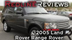 2005 Land Rover Range Rover Review & Test Drive