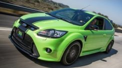 2010 Ford Focus RS Quick Look