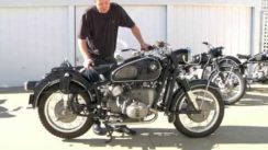Amazing Vintage BMW Motorcycle Collection