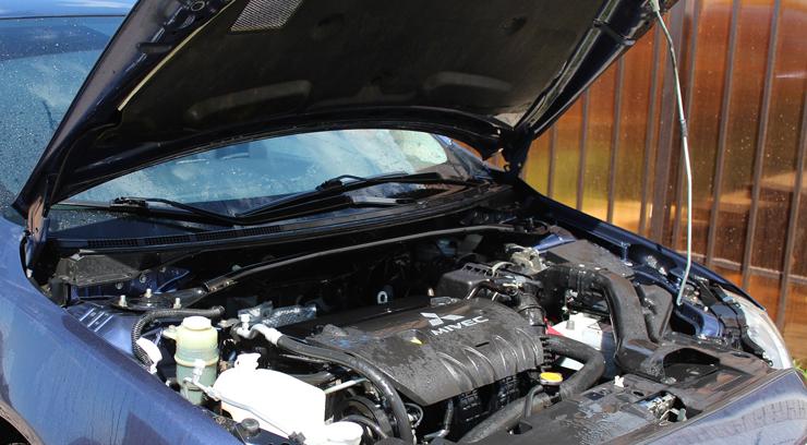 Car Engine Shutdown
