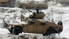 """USA Special Operation Forces HMMWV """"HUMMER"""" Tour"""